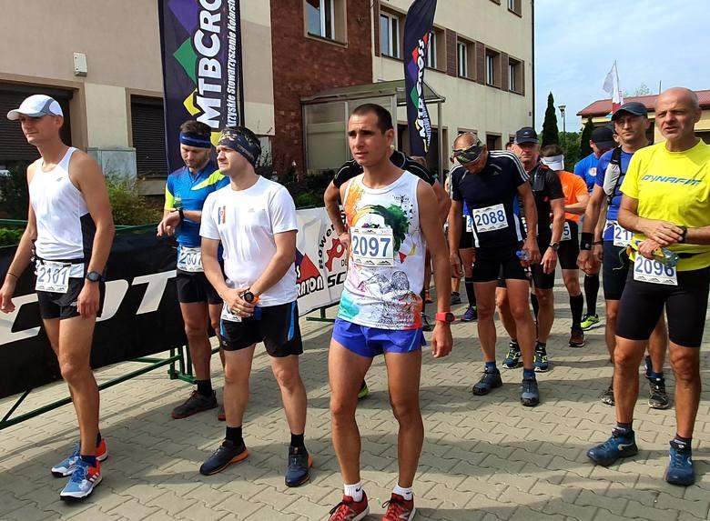 Na malowniczych trasach w Miedzianej Górze odbyły się siódme zawody z cyklu Świętokrzyskie Cross Run. Zawodnicy rywalizowali w półmaratonie i na trasie