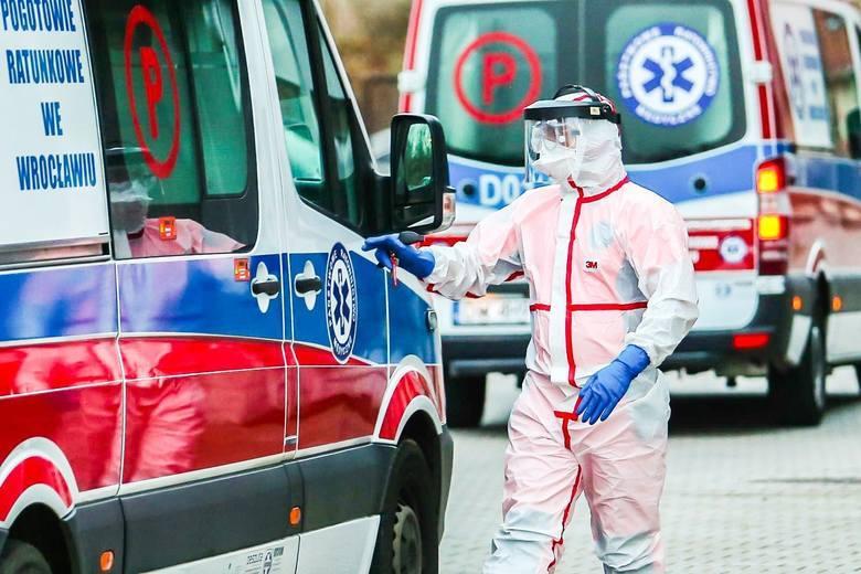 Koronawirus w Koszalinie i regionie. Zmarła 31-letnia kobieta z powiatu koszalińskiego