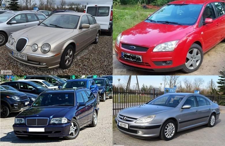 Sprawdziliśmy ogłoszenia z samochodami wystawionymi aktualnie na sprzedaż w województwie podlaskim. Okazuje się, że nawet dysponując kwotą 8 tys zł,