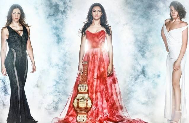 """Na KSW 42 zobaczymy dwie walki kobiet. Pasa mistrzowskiego będzie bronić piękna Brazylijka zwana """"Królową Przemocy"""" - Ariane Lipski."""