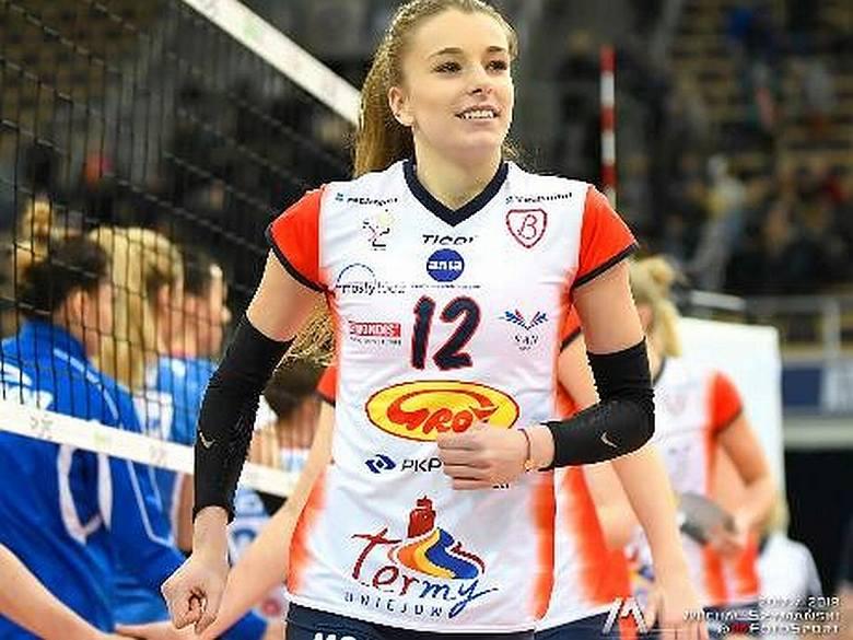 Justyna Kędziora ponownie zagra w Grot Budowlanych