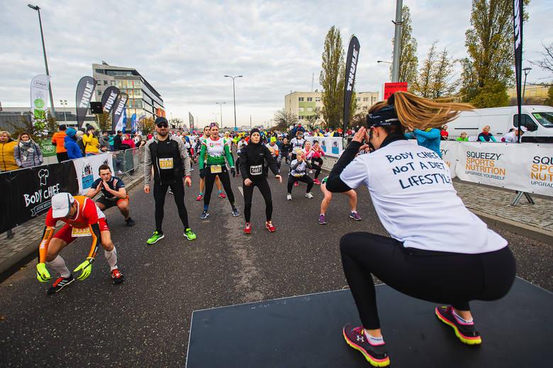 To była już szósta edycja popularnej imprezy biegowej w Gdańsku