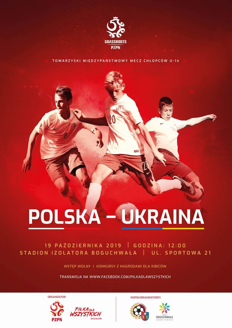 Krok w stronę reprezentacji. W Boguchwale młodzi Polacy zagrają z Ukraińcami