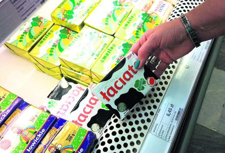 Gdzie kupić najtańsze masło? Ceny w łódzkich sklepach