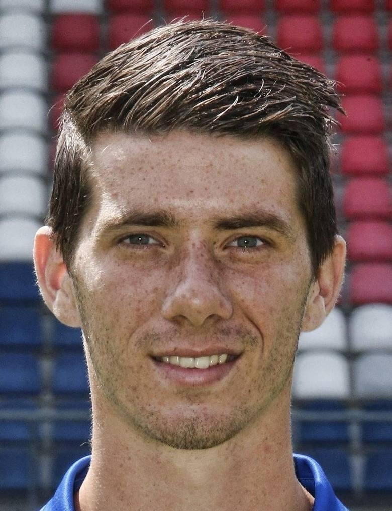 PELLE van AMERSFOORT. Przyszedł do Cracovii w czerwcu 2019. Ostatni klub: Heerenveen.