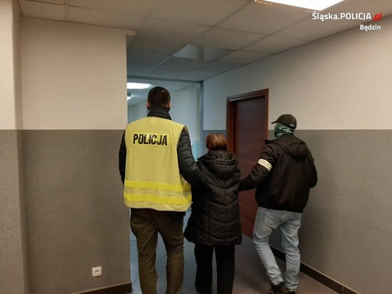 65-letnia kobieta podejrzana o zabójstwo swojego syna. Do tragedii doszło w Rogoźniku w gminie Bobrowniki w powiecie będzińskim