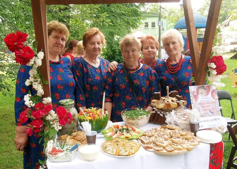 """Festiwal Kultury Beskidu Wyspowego """"Beskidzkie Rytmy i Smaki"""" w Tokarni [ZDJĘCIA]"""