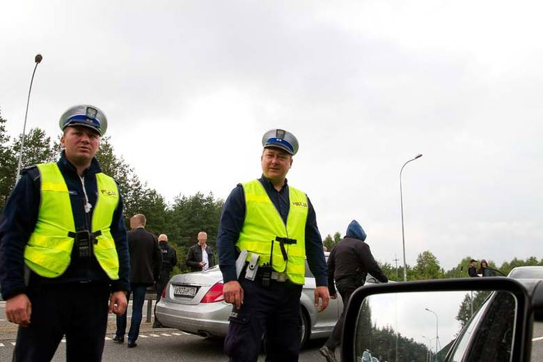 Zajazd Wiking: Wielka akcja policji zakończona fiaskiem (zdjęcia)