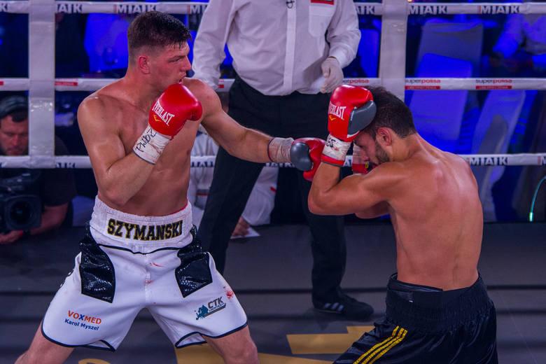 Gala boksu Nosalowy Dwór KnockOut Boxing Night 4 - 6 października 2018 roku.