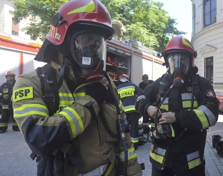 Strażacy z Podkarpacia podsumowali wakacje. Do pomocy byli wzywani ponad 5100 razy