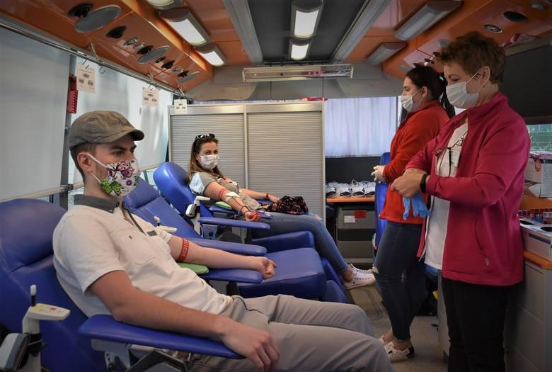 24 funkcjonariuszy, pracowników Bieszczadzkiego Oddziału Straży Granicznej oddało honorowo krew. Łącznie 10,8 litra. Do akcji przyłączyły się także rodziny