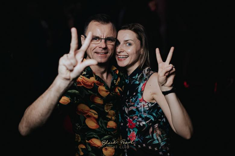 Weekendowa impreza w Black Pearl Disco Club w Ustce
