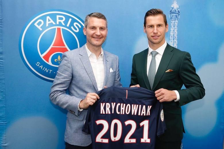 Grzegorz Krychowiak w Paris Saint Germain [OFICJALNIE]
