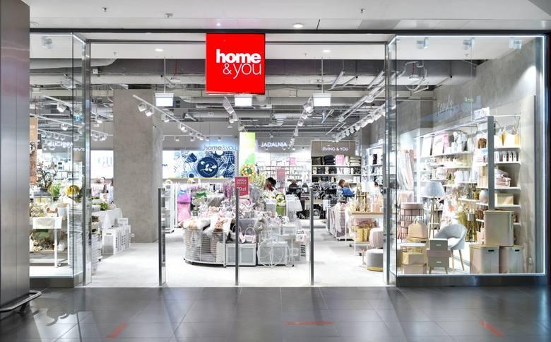 Nowe miejsce i design salonu home&you w Galerii Echo w Kielcach