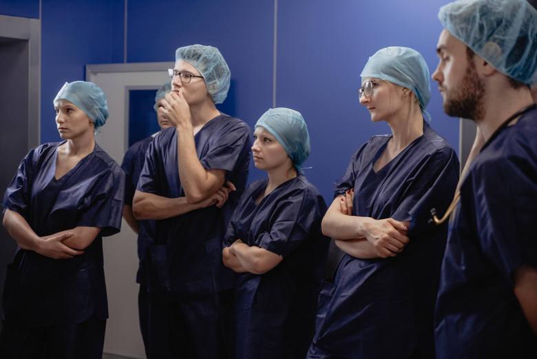 Studenci Uniwersytetu Medycznego