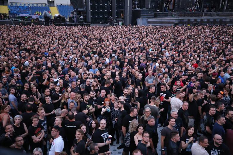 Rammstein na Stadionie Śląskim w Chorzowie