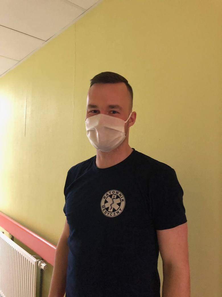 Koronawirus w Lubuskiem. Szpital w Drezdenku apeluje o pomoc, również finansową. Mieszkańcy już szyją maseczki