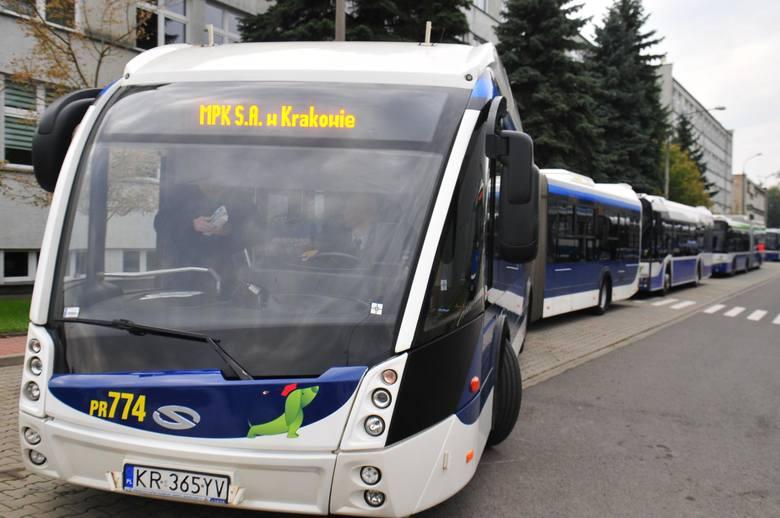 Miejsce 9 - autobusy numer 105. Wystawionych kar za jazdę bez biletu - 1040.