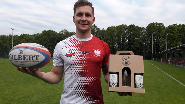 Dawid Plichta wspiera program Rugby Tag. I bardzo dobrze, bo to świetny pomysł