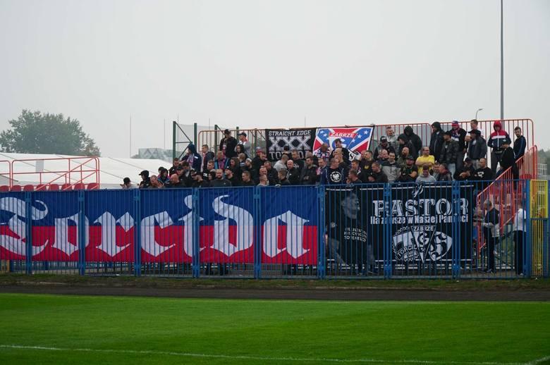 Mimo porażki mecz Górnika Zabrze był w Środzie Wielkopolskiej wielkim świętem. Zobacz więcej zdjęć z meczu --->