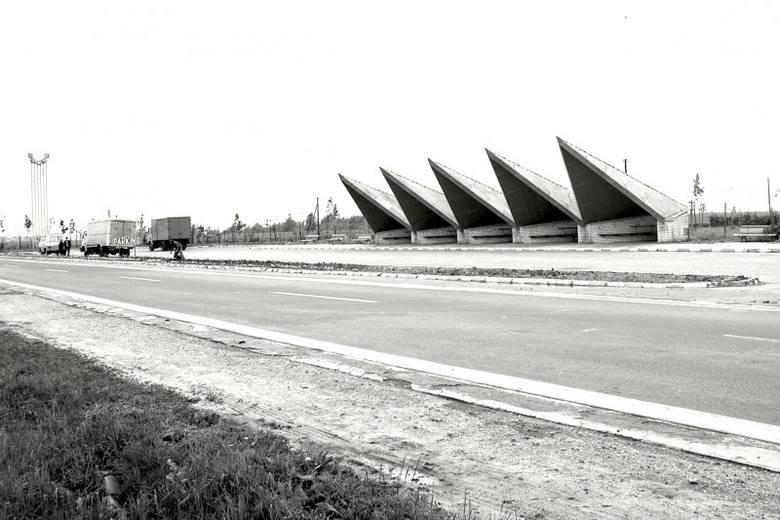 Zobaczcie archiwalne zdjęcia. Odcinek Częstochowa - Katowice