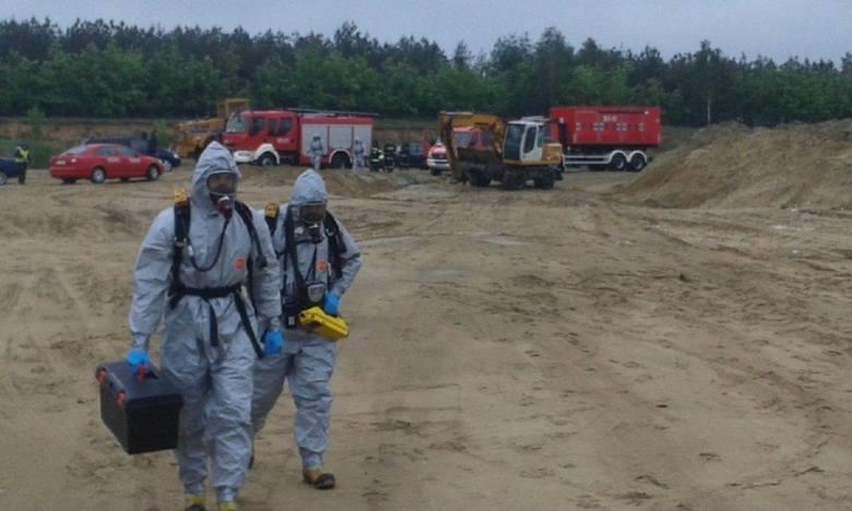 Na przełomie maja i czerwca 2017 roku wydobyto ze żwirowisk w miejscowościach Przyjma i Depaula (powiat koniński) ponad 700 pojemników z substancjami niebezpiecznymi