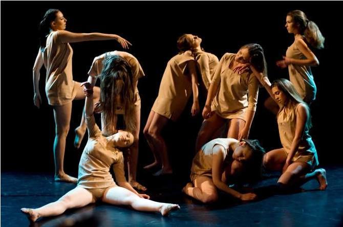 Słupsk stolicą tańca teatralnego