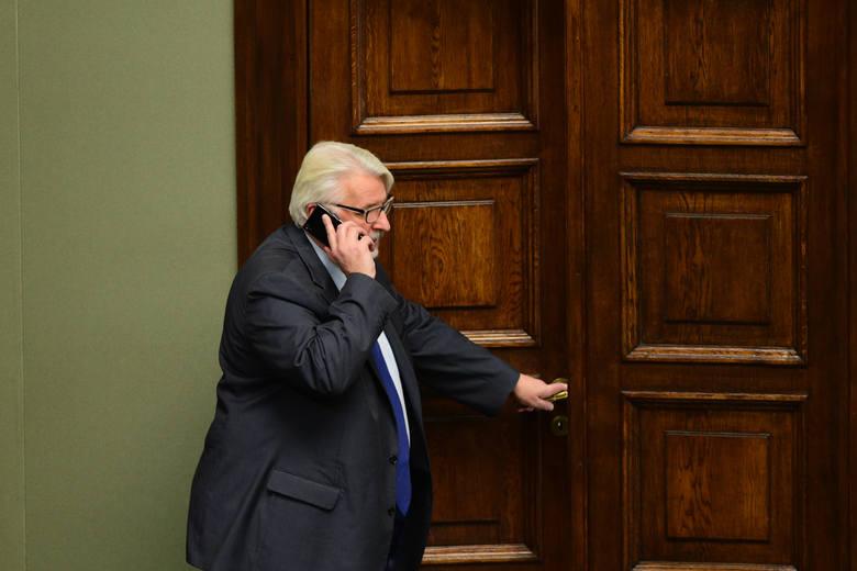 Poseł Witold Waszczykowski