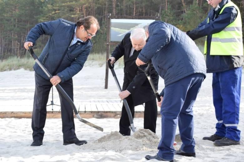 Przekop przez Mierzeję Wiślaną ma być gotowy w 2022 roku. W marcu zakończy się przetarg na I etap budowy