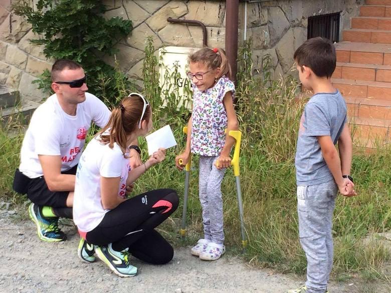 Zabrzanka przebiegła z Zakopanego na Hel, aby spełnić marzenia chorych dzieci