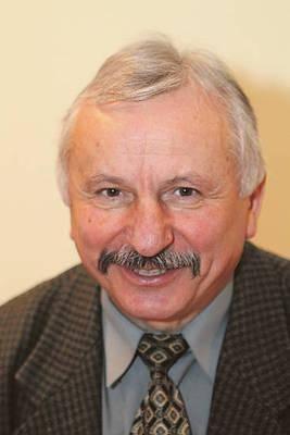 Prof. dr hab. Andrzej Gonet Fot. Anna Kaczmarz