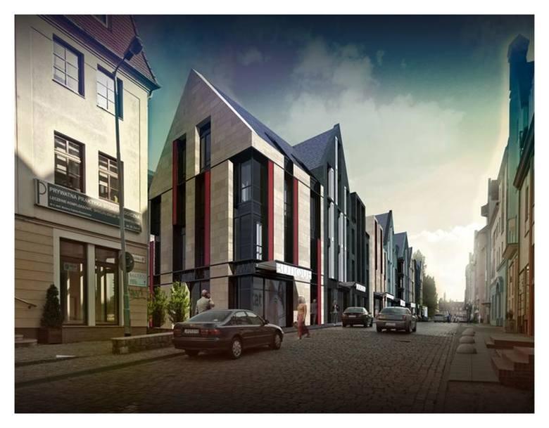 Stare miasto ma powstać do 2013 roku [wizualizacje]