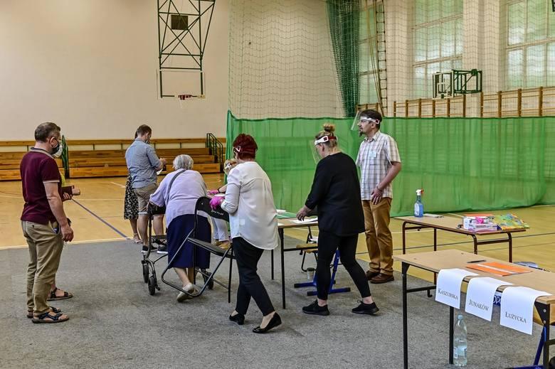 Wybory prezydenckie 2020 w Sopocie. I tura 28.06.2020 r. z rekordową frekwencją