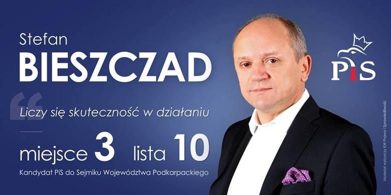 Stefan Bieszczad - PiS