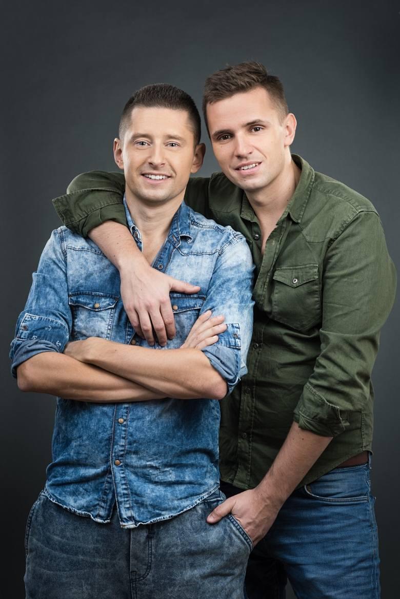 Jakub Kwieciński i Dawid Mycek wezmą ślub. Legenda Roxette Per pogratulował parze