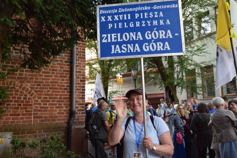 W piątek, 2 sierpnia, sprzed konkatedry pw. Świętej Jadwigi Śląskiej w Zielonej Górze wyruszyła pielgrzymka na Jasną Górę. Uczestnicy są pełni nadziei