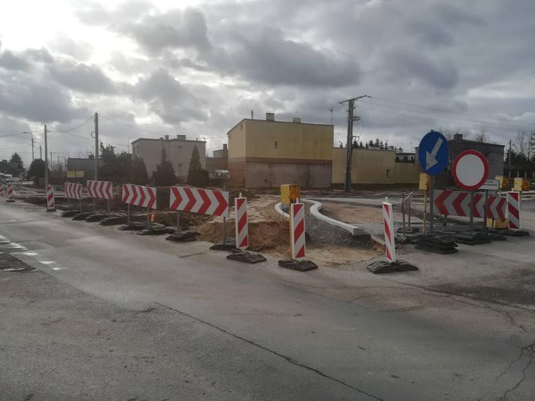 Do końca marca duże utrudnienia drogowe w Pabianicach!