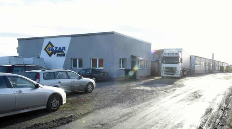 Firma Fazar w Maszewie działa od 2013 roku.