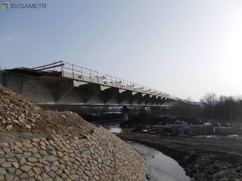 Przeprawa w Kurowie połączyła dwa brzegi Dunajca