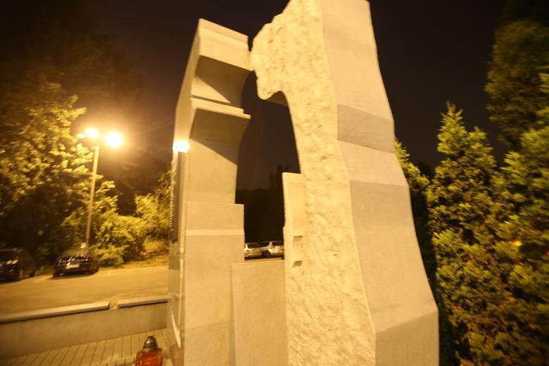 Pomnik ofiar tragicznej katastrofy w kopalni Wujek Śląsk