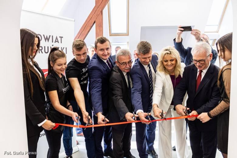 w Zespole Szkół w Chełmży powstały nowe pracownie