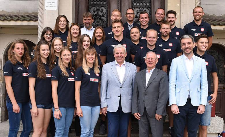 Drużyny Politechniki Łódzkiej będą reprezentować Polskę w Akademickich Mistrzostwach Europy w siatkówce