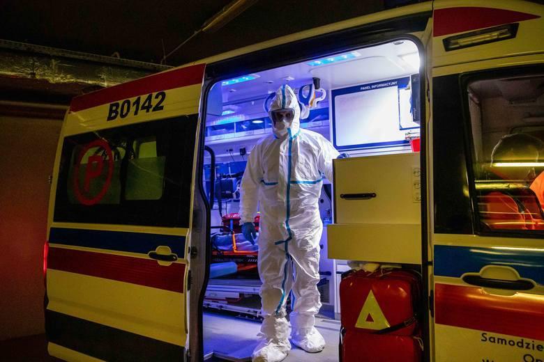 21 nowych przypadków zakażenia koronawirusem w Podlaskiem