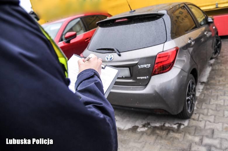 Gorzowscy policjanci odzyskali skradzione w Niemczech auta warte 150 tys. zł.  Zatrzymali 29-latka ze Strzelec Krajeńskich. Teraz sprawdzają jego powiązania.