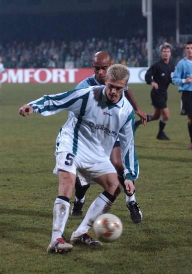 Kiedyś Groclin Dyskobolia była postrachem dla takich drużyn jak Manchester City. Teraz znika z futbolowej mapy poznańskiej klasy okręgowej...