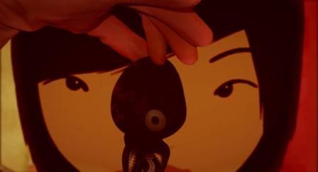 """Kadr z filmu  """"Mei Ling"""" prezentowanym ostanio w kinie Forum na ŻubrOFFce"""
