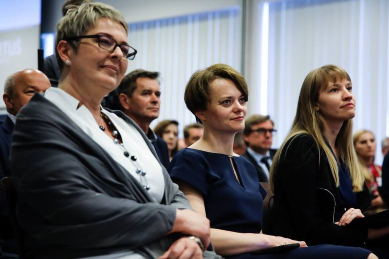Jadwiga Emilewicz chce być ambasadorem Poznania w Warszawie