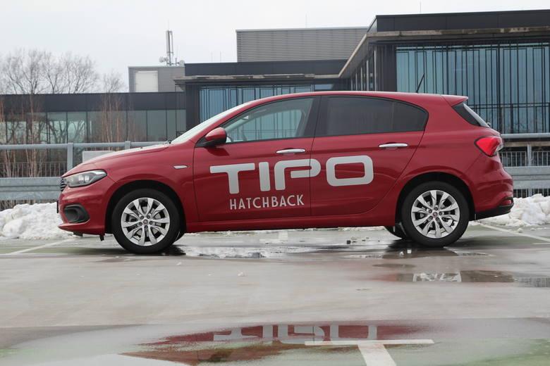 Nowy Fiat Tipo. Kompakt z ciekawym wyposażeniem