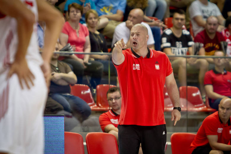 Mike Taylor wierzy w awans polskich koszykarzy na mistrzostwa świata.