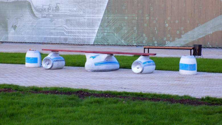 Park Patriot w Kubince koło Moskwy.